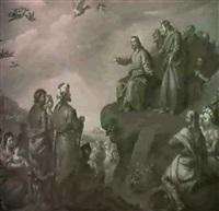 the sermon on the mount by peter jan van (de engelschman) reysschoot