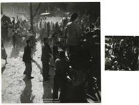 photographie de tournage les enfants du paradis (2 works) by roger forster