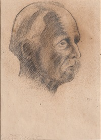self portrait by arthur illies