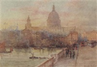 st. paul's cathedral by harold oakley
