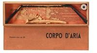 corpo d'aria by piero manzoni