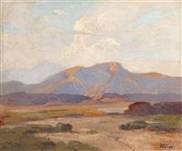 mojave desert near palmdale by dana bartlett