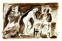 jean de la fontaine (bk w/130 works, folio) by rené joseph arar