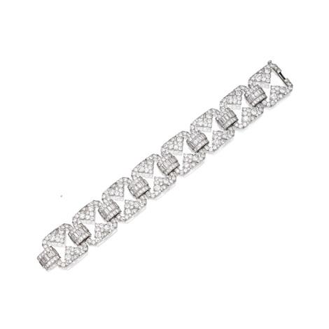 a bracelet by udall ballou