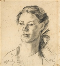 mujer by george owen wynne apperley