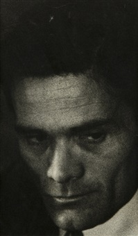 pasolini by glauco cortini