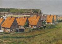 cité ouvrière le tréport (normandie) by jurg kreienbuhl