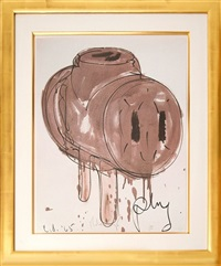 plug by claes oldenburg