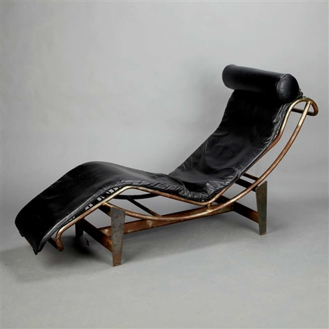Chaise Longue Model Lc 4 By Le Corbusier And Charlotte Perriand