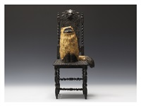 chair of the king by naoki tominaga