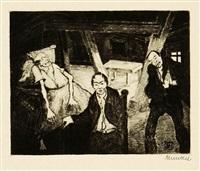 gerhart hauptmanns roman der narr in christo emanuel quint by heinrich ehmsen