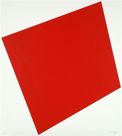 rouge by ellsworth kelly