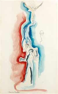 l'ambition by francis picabia