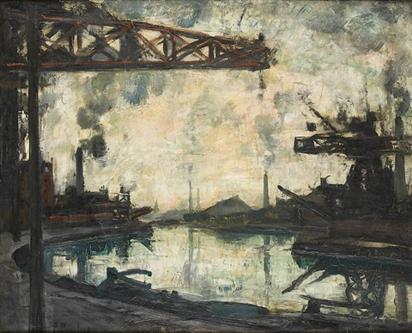 la sambre industrielle by pierre paulus