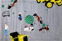 electronic ants by xu maomao