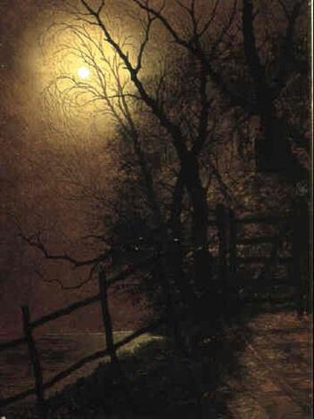 moonlit scenes by j. foster