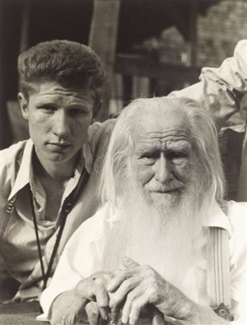 ron and my father isaac burns cunningham by imogen cunningham