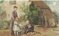 the gardener's bouquet by robert eadie