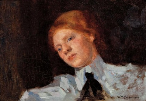 portrait of a lady by william brymner