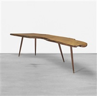 important console by george nakashima