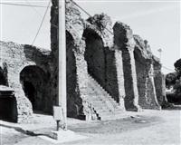 fréjus, amphithêatre by gabriele basilico
