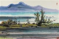 tamsui riverside by shiy de-jinn
