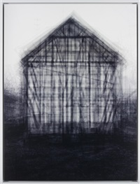 every... bernd and hilla becher gable sided house by idris khan
