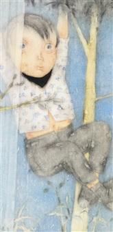 少年时代 childhood by zeng jianyong