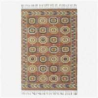 röda åttan flatweave carpet by marta maas-fjetterstrom