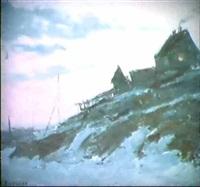 maisons de pecheur by toros vezerian