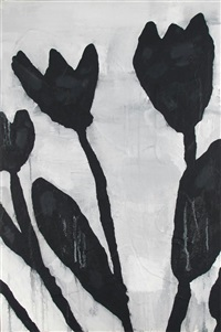 tulips by donald baechler