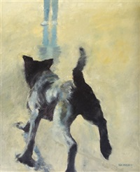 walking dog by brian denington