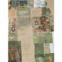 deposit (from america: the third century) by robert rauschenberg