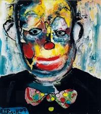 clown by ernst posch
