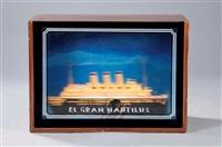el gran nautilus by eduardo sanz