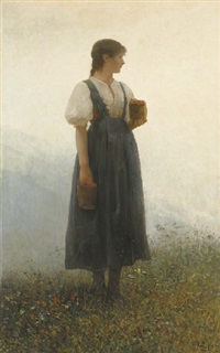 far away thoughts by gustave adolf jundt