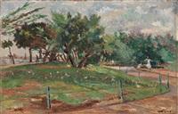 giardini all'ardenza by ulvi liegi (luigi levi)
