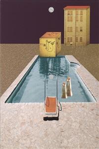 aquis submersus - hommage an max ernst by natascha auenhammer