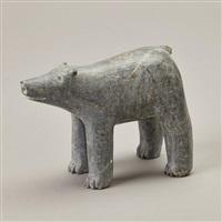 polar bear by joe talirunili