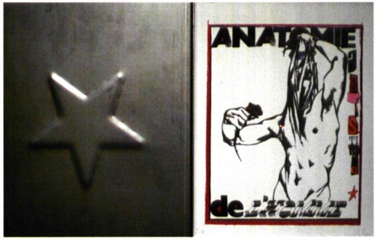 sans titre portfolio of 7 by jean luc verna