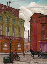 the pub on the corner by arnold auerbach