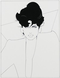 noble by patrick nagel