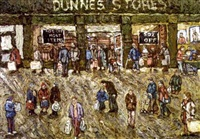 dunnes stores, earl street ii by desmond kenny