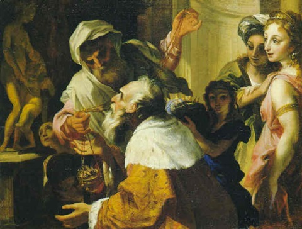 salomone adori gli idoli by stefano maria legnani