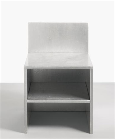 chair 45 by donald judd