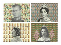 the shah and his three queens (from the fairytale icons series) (in 4 parts) by afsoon