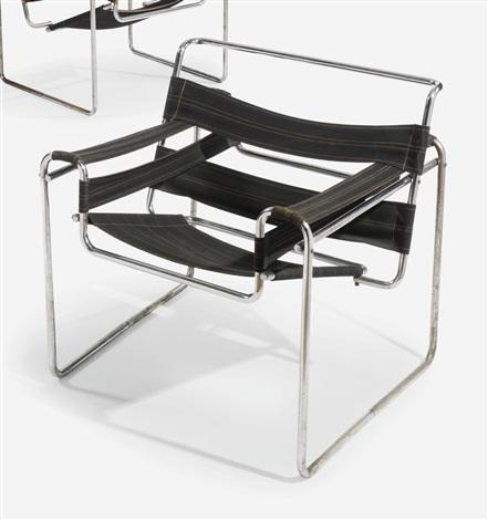 Wassily Chair wassily chair model b3 by marcel breuer on artnet