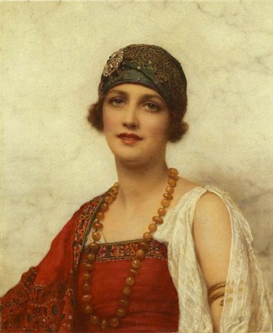 the turban by william clarke wontner