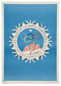 winter olympics by posters: sports - olympics