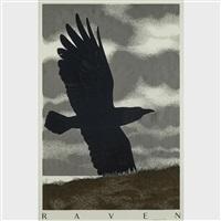 raven by david alexander colville